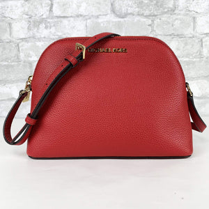 eb753a3a648a0b Crossbody Scarlet Michael Kors Adele Medium Dome Crossbody 35H8GAFC8L  192877007623