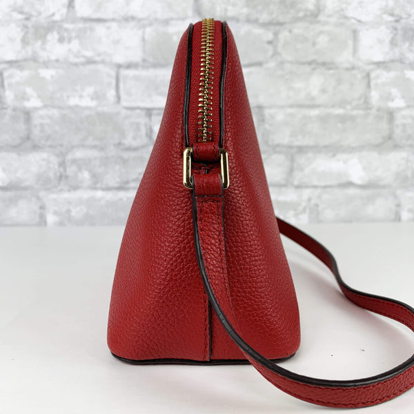 7b8d7422c122ae ... Crossbody Scarlet Michael Kors Adele Medium Dome Crossbody 35H8GAFC8L  192877007623 ...