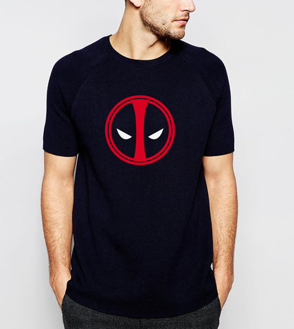 T-Shirt Deadpool Logo Yeux Homme - Make It Pop - Boutique