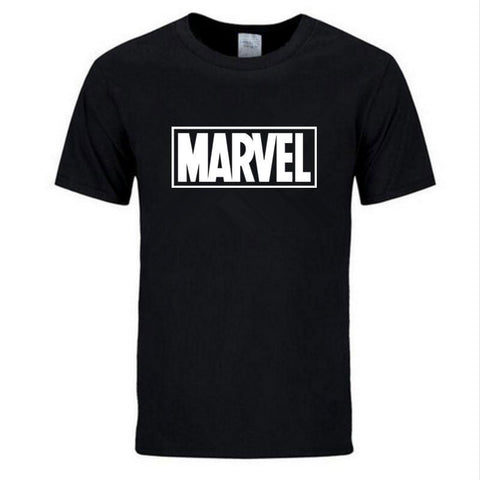 T-Shirt Logo Marvel Classe Homme - Make It Pop - Boutique
