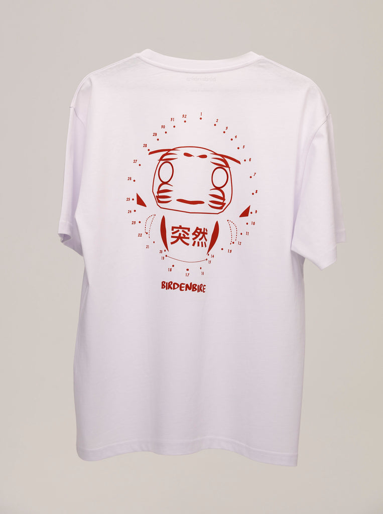 DARUMA DIY WISHMAKING TEE