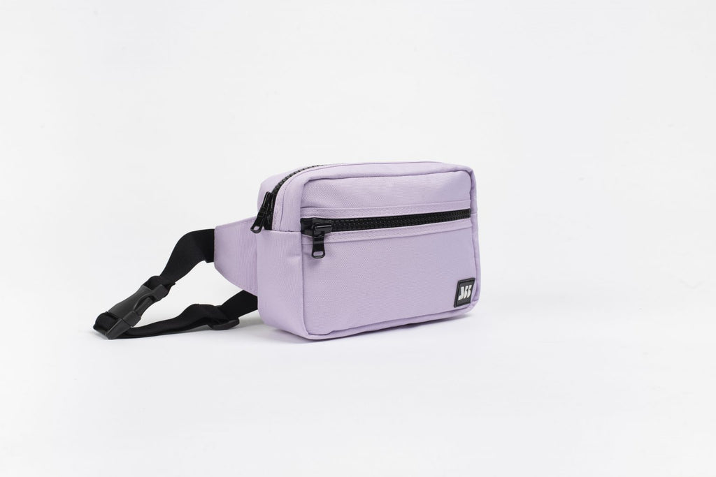 MINI MU LILAC SINGLE BUMBAG