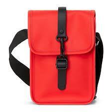 FLIGHT BAG RED
