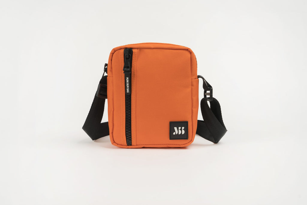 ORANGE SIDE BAG