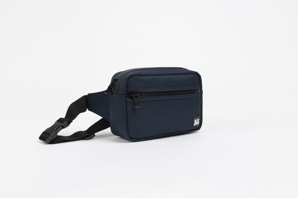 MINI MU NAVY BLUE SINGLE BUMBAG