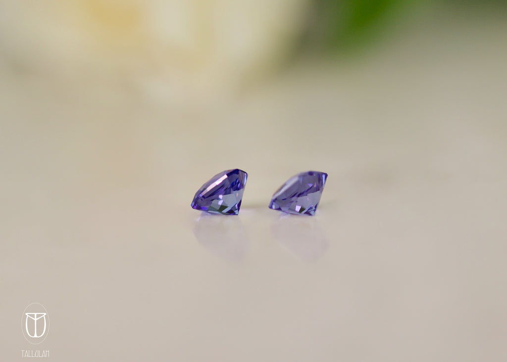 Tanzanite Radiant cut