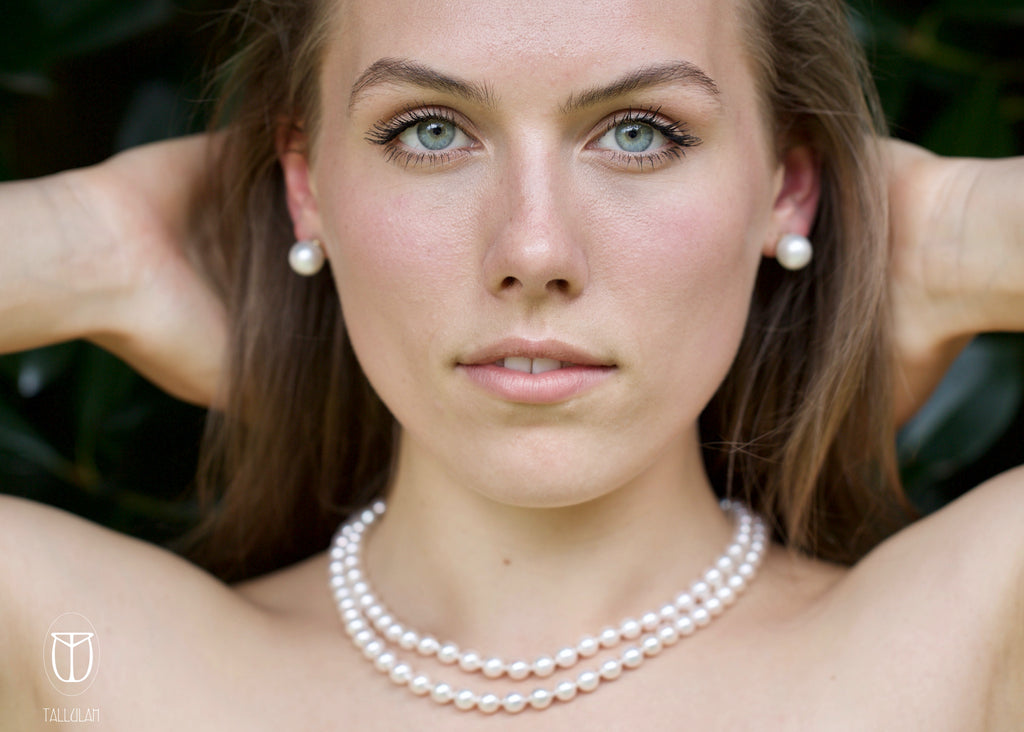 VIRGINIA pearl necklace