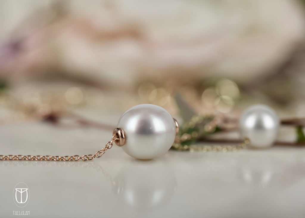 EMMA Pearl Necklace