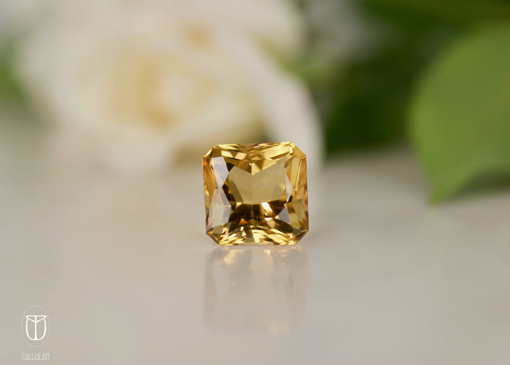 Large Citrine Radiant