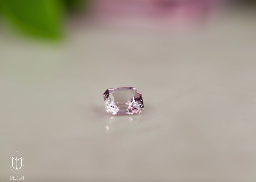 Spinel Emerald Cut