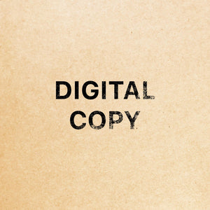 Digital copy of the stamp design (PDF & PNG formats)