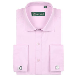 Business or Formal French Cuff Shirt - The Fine Man Shop