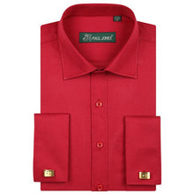 Load image into Gallery viewer, Business or Formal French Cuff Shirt - The Fine Man Shop