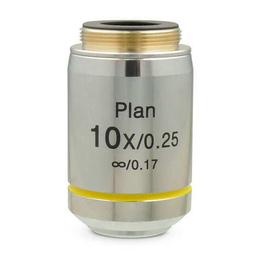 10X Infinity Corrected Plan Microscope Objective Lens