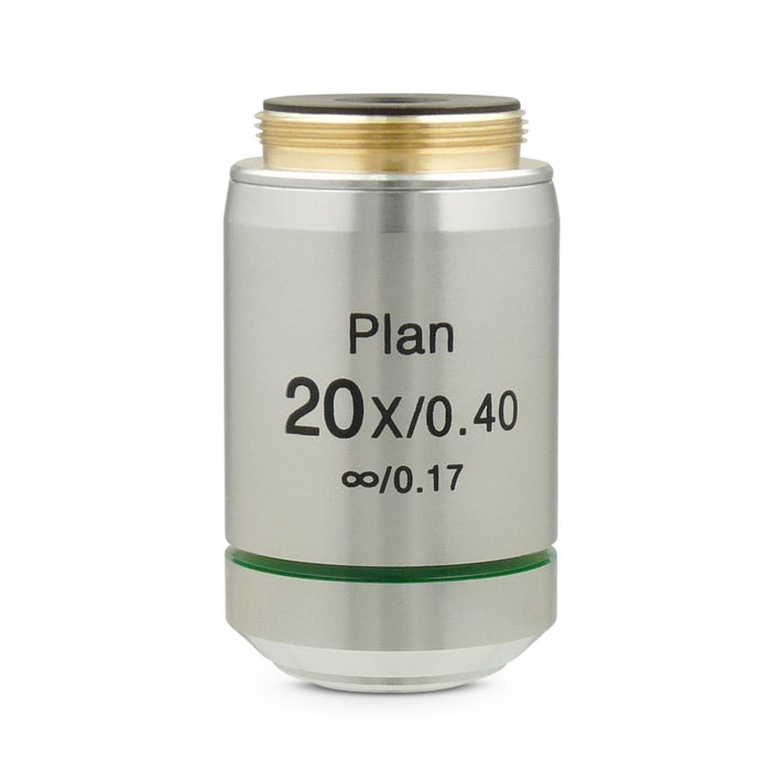 20X Infinity Corrected Plan Microscope Objective Lens