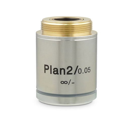 2X Infinity Corrected Plan Microscope Objective Lens