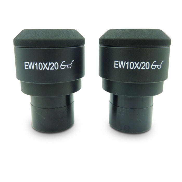 EW10X/20 Eyepieces 23mm (Pair)