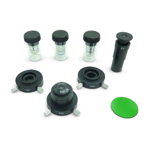Optico ACHROMATIC Phase Contrast Kit