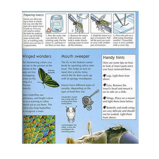 The Usborne Complete Book of the Microscope