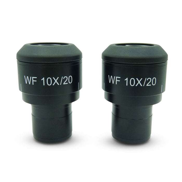 WF10X/20 Eyepieces 23mm (Pair)