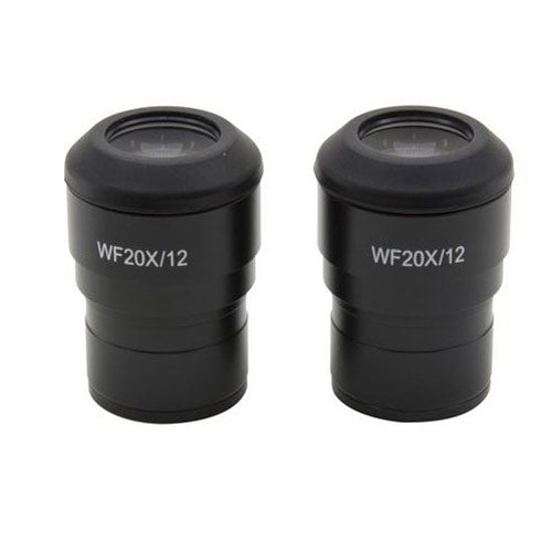 WF20X/12 Eyepieces (Pair)