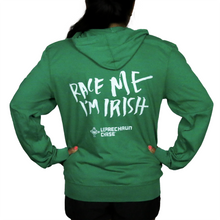 Load image into Gallery viewer, LC10K Race Me I'm Irish Full Zip