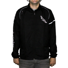 Load image into Gallery viewer, M2M Unisex Silver Logo Jacket