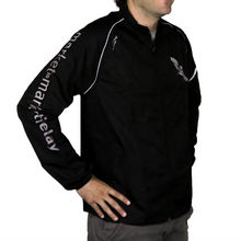 Load image into Gallery viewer, Unisex Market to Market Silver Logo Jacket