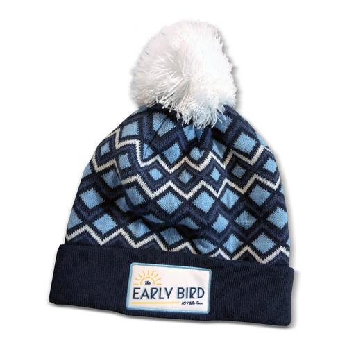 Early Bird Pom Hat