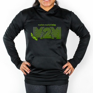 This light weight hoodie is a soft long sleeve that is just the right weight for spring.
