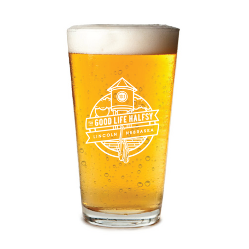 GLH Pint Glass