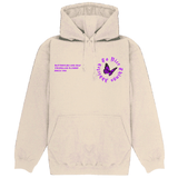 ATNT PARIS - SWEAT CAPUCHE BUTTERFLY