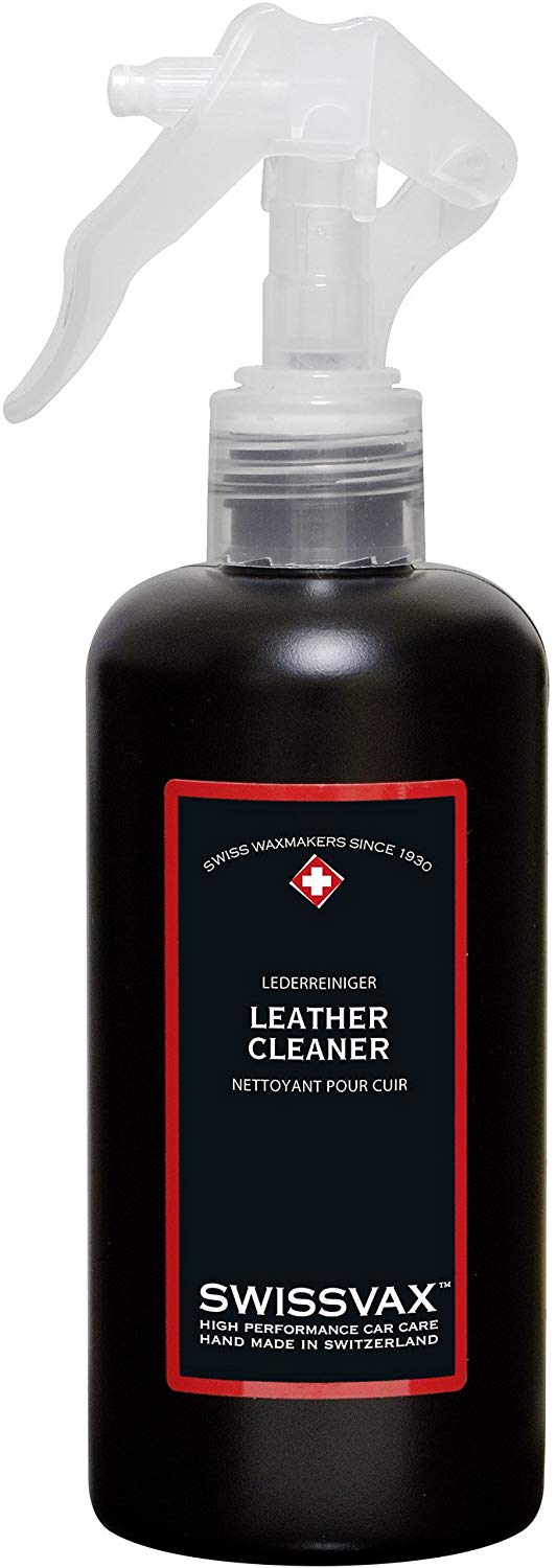 SWISSVAX LEATHER CLEANER 250ml