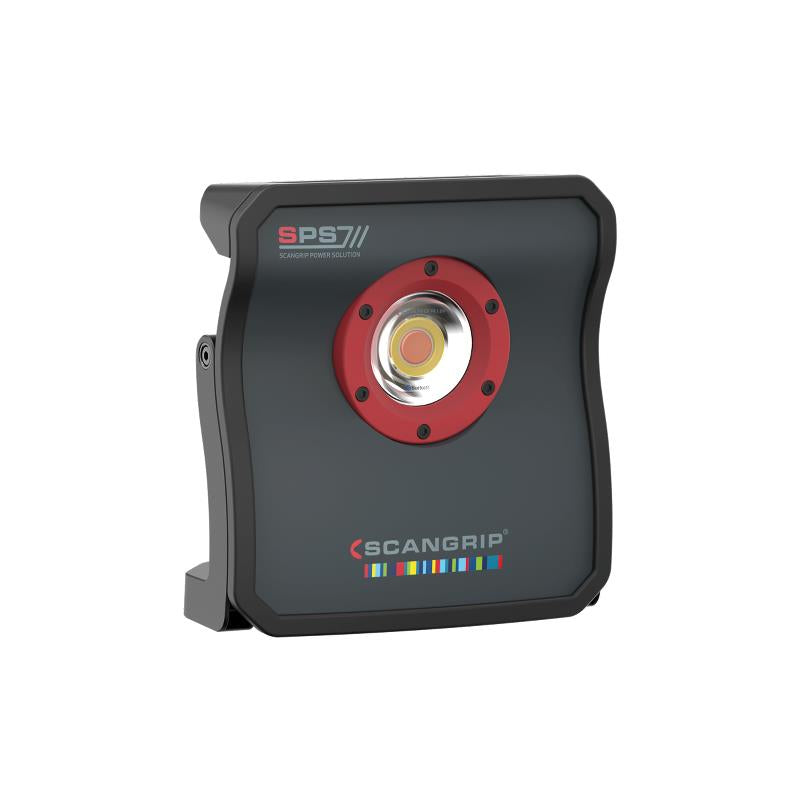 SCANGRIP Multimatch 8 LED-Arbeitsleuchte mit 8.000 Lumen SPS und ALL DAYLIGHT