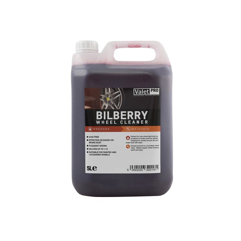 ValetPRO Bilberry Wheel Cleaner Felgenreiniger 5L