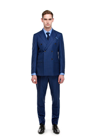 Blue Custom Suit ottotos