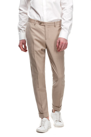 Custom Beige Pants ottotos
