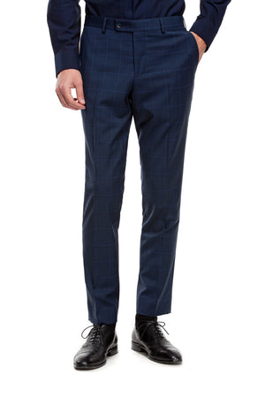 Custom Dark Blue Pants ottotos