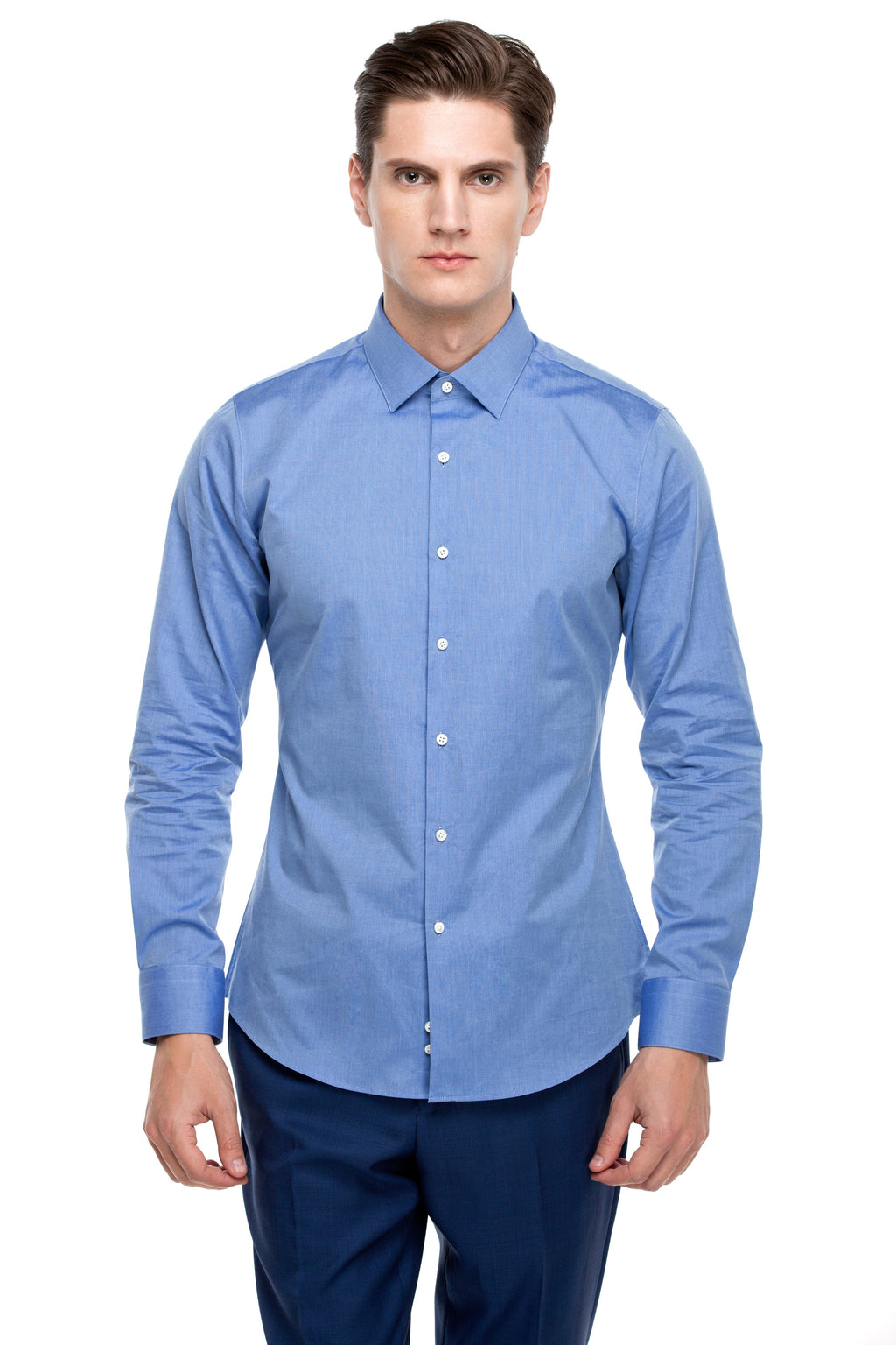 Custom Blue Shirt ottotos