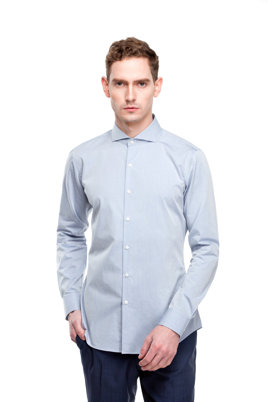 Custom Light Blue Shirt ottotos