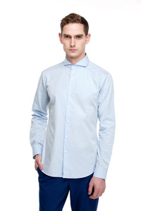 Custom Light Blue Shirt otttotos