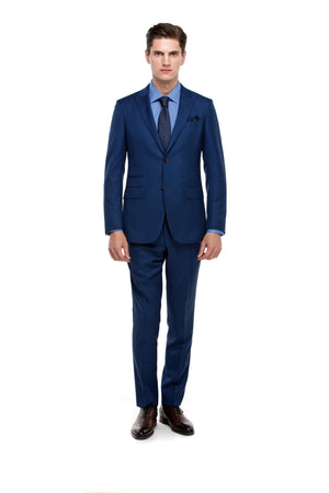 Custom Blue Signature Suit ottotos
