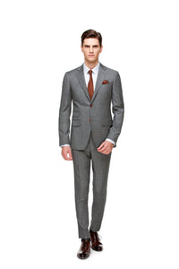 Custom Grey suit