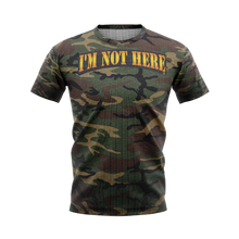 Cotton Woodland Camo Shirt