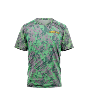 Green Digital Camo Shirt