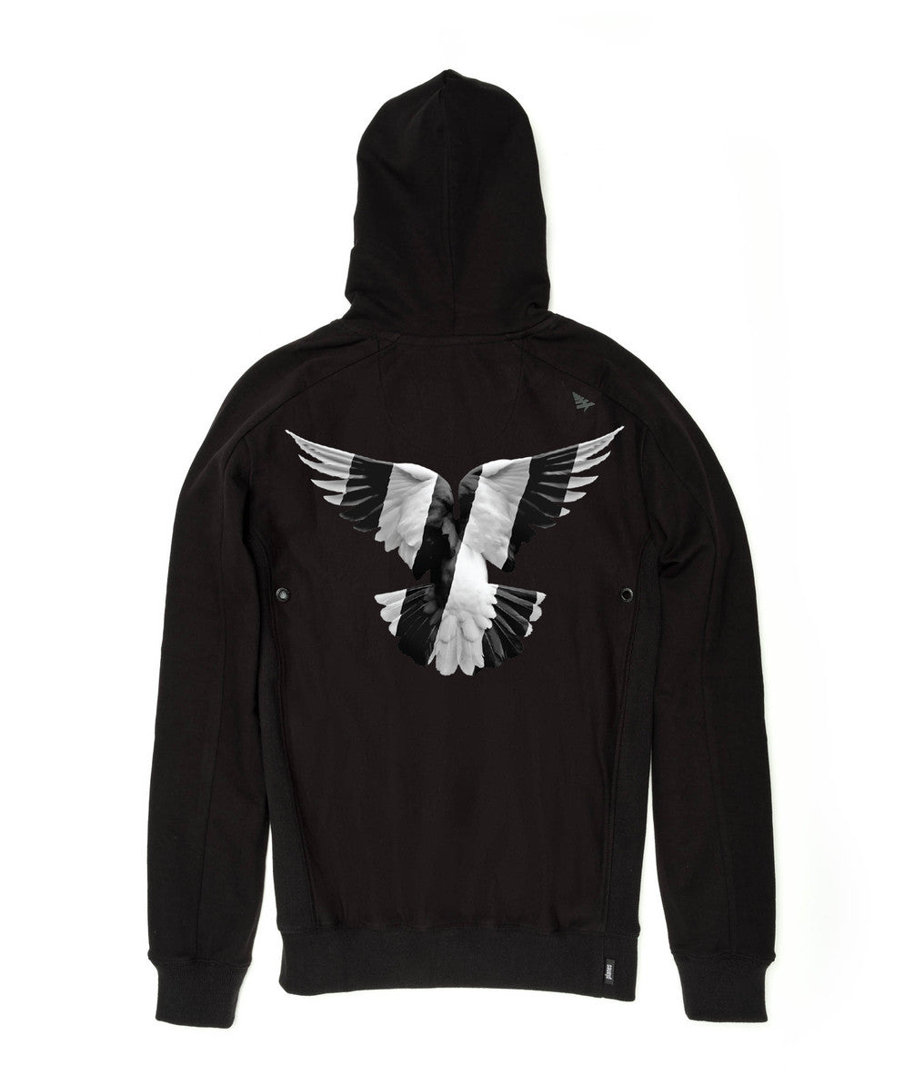 Fly With Us Hoodie