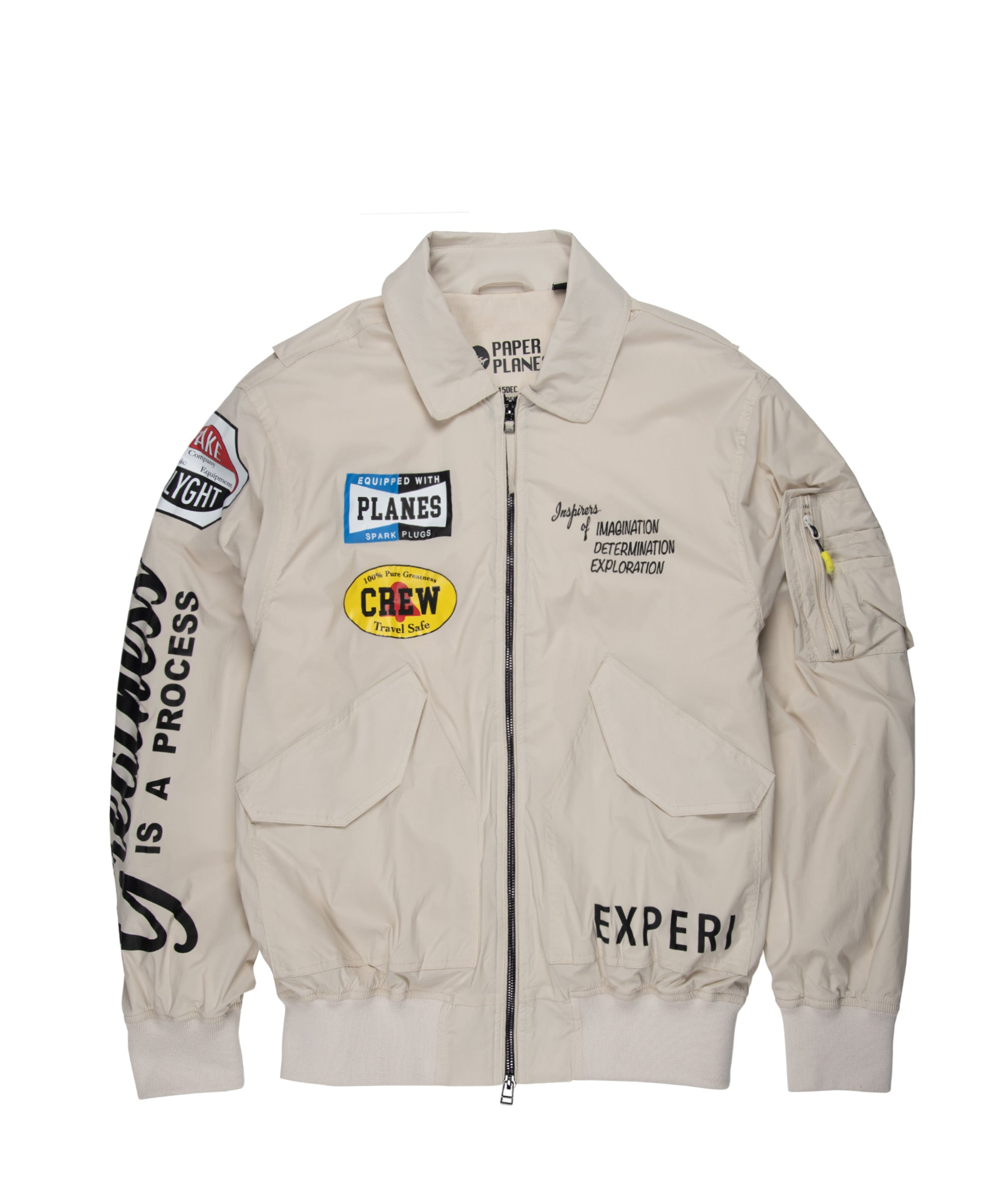 Flyght Instructor Bomber Jacket