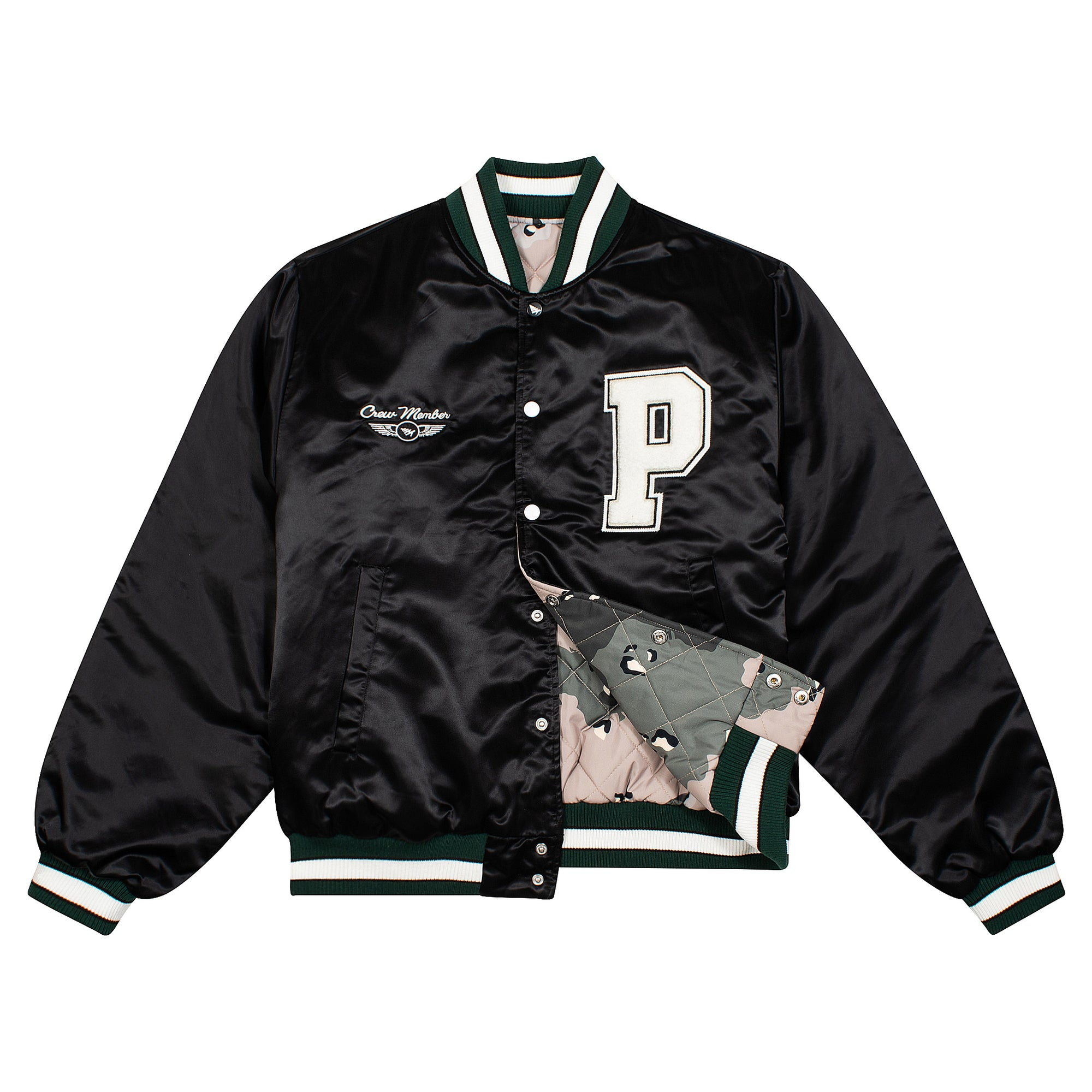 WS Reversible Varsity Jacket
