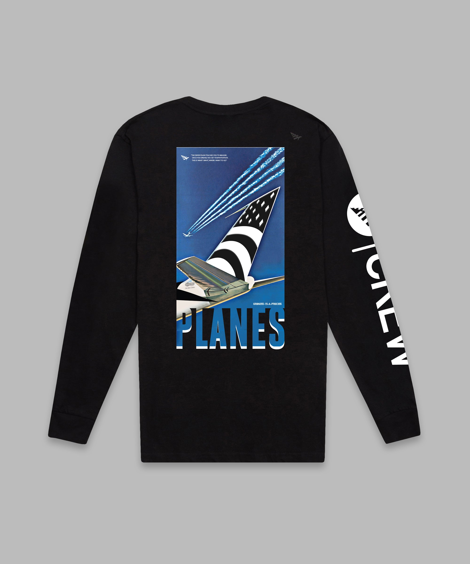 Clear Skies Long Sleeve Tee