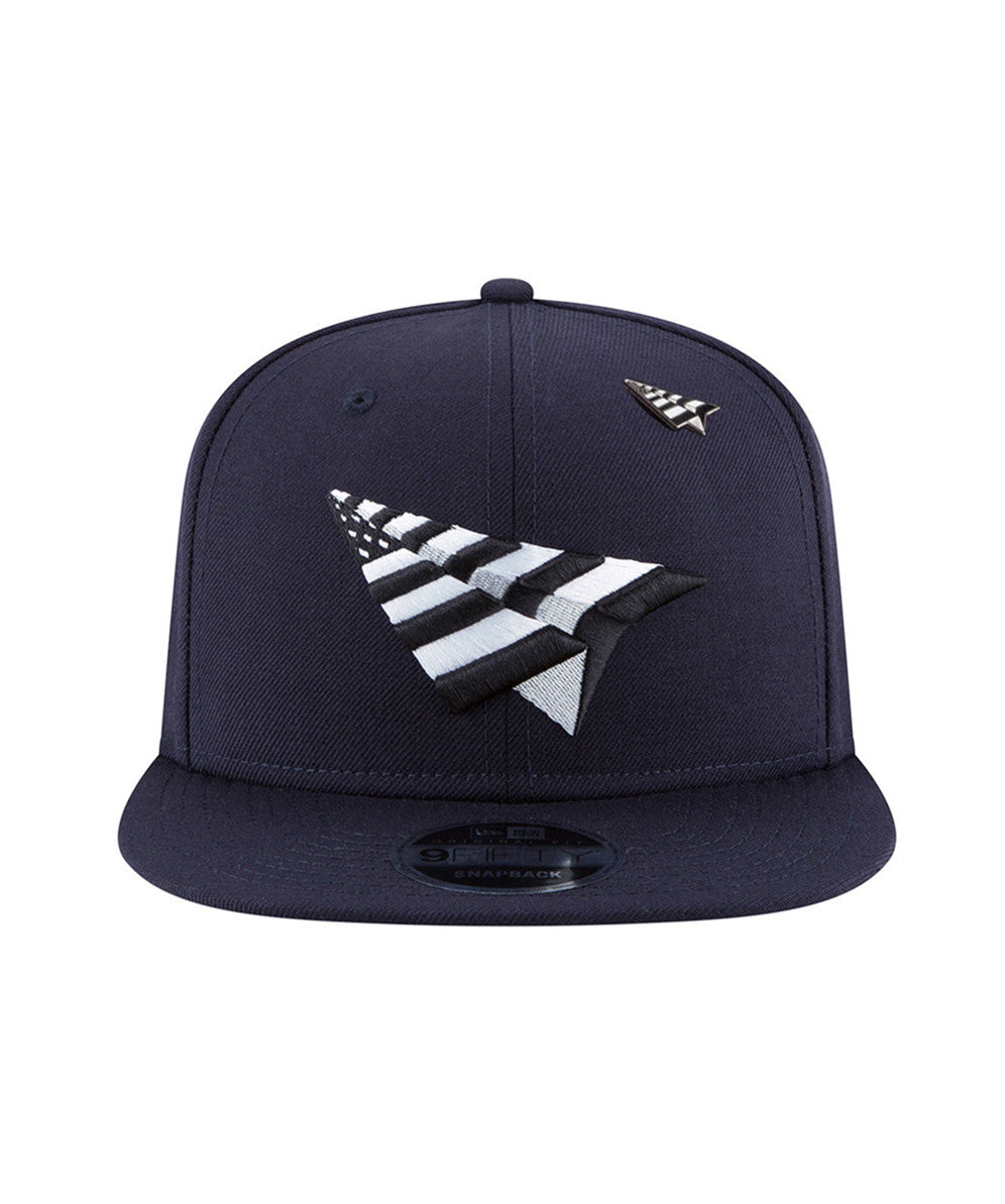 THE CROWN NAVY BOY SNAPBACK